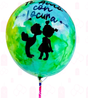 Globos burbuja-Boyacá