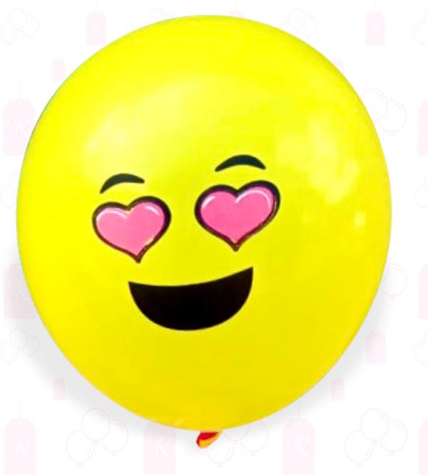 Globos de emoji